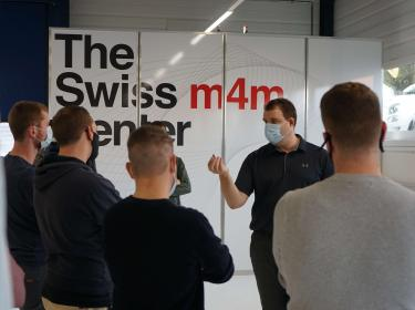 Swiss m4m Center